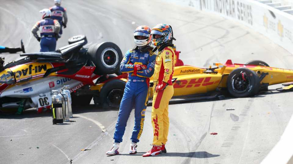 Yet Another Disastrous Pocono Race Prompts IndyCar Drivers to Voice Against Treacherous Track