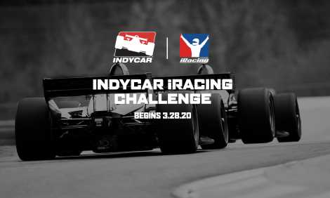 IndyCar Joins the Esports Party With iRacing Championship for Pro Drivers