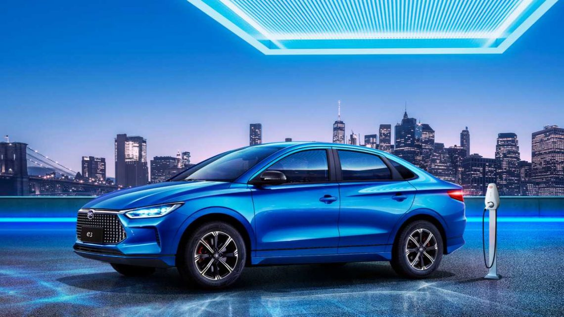 BYD Plug-In EV Car Sales Dropped Down By 80% In February 2020