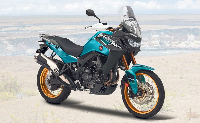 Middleweight Honda Africa Twin May Be Launched: Report