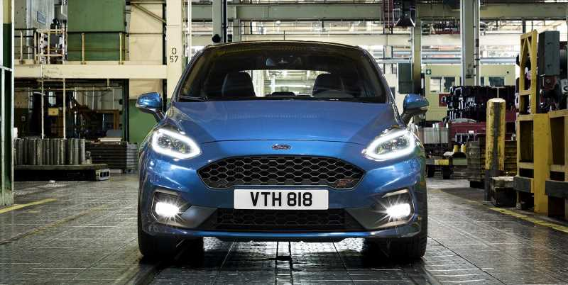 Ford Halts Production in Europe Amid COVID-19 Disruption