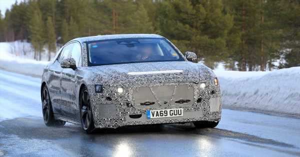This Is The Next-Gen, All-Electric Jaguar XJ