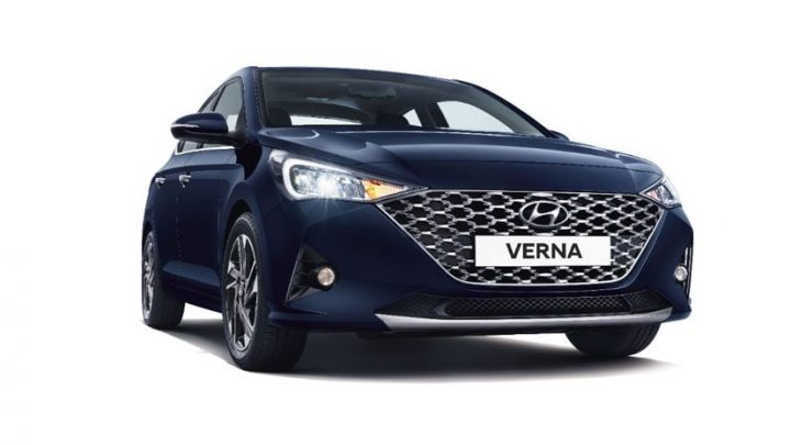 2020 Hyundai Verna Facelift Revealed; Bookings Open