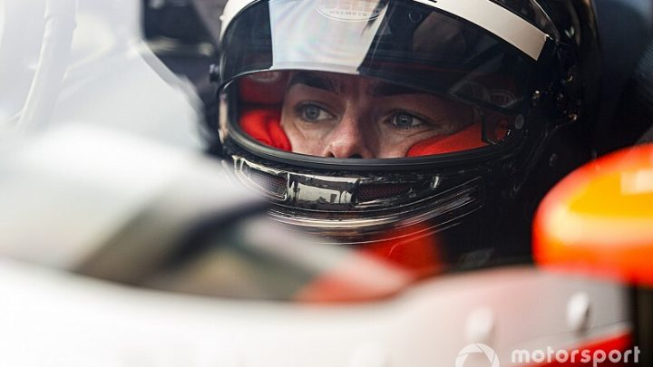 McLaughlin philosophical as IndyCar delay looms