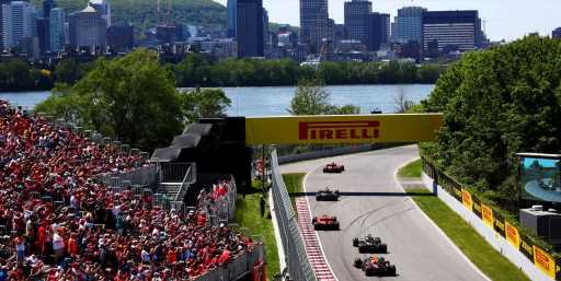 F1 Canadian Grand Prix Promoter Still Holds out Hope for June Race