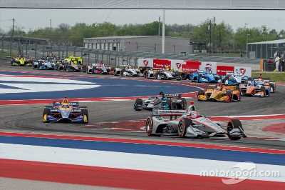 IndyCar doesn't expect coronavirus to affect schedule