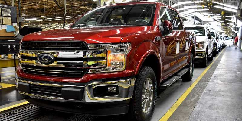 Ford Will Keep US Plants Closed beyond March 30