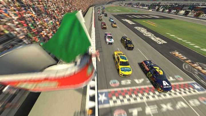 Texas eNASCAR iRacing Event Breaks TV Record for eSports Broadcast