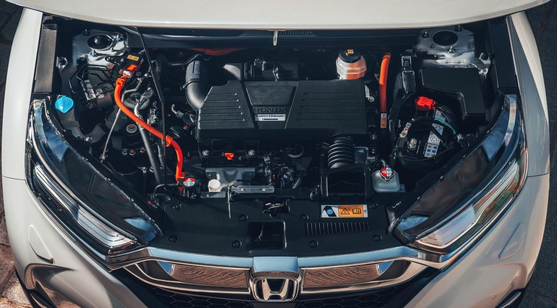 Honda's No-Gearbox Hybrid System Is So Complex It'll Make Your Head Hurt