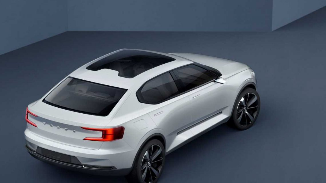 New Polestar 3 electric SUV set for 2022 launch