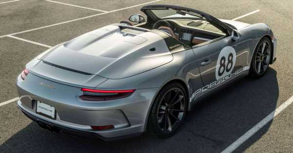 Final 991 Porsche 911 to be auctioned to fight Covid-19