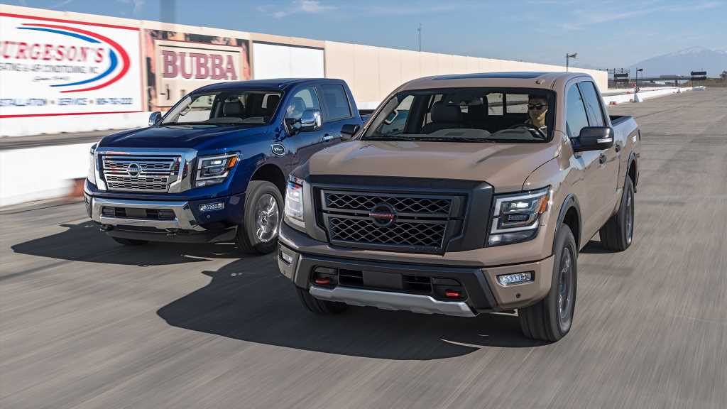 Nissan Titan vs. Nissan Titan XD: Which is the Better Buy?