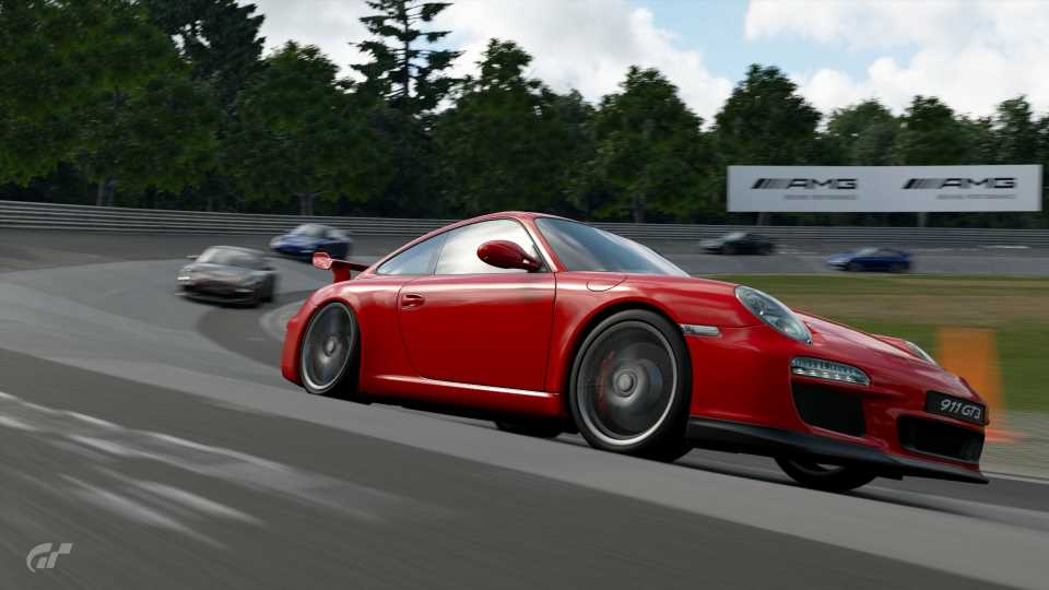 GT Sport Daily Races: Ringing the Changes