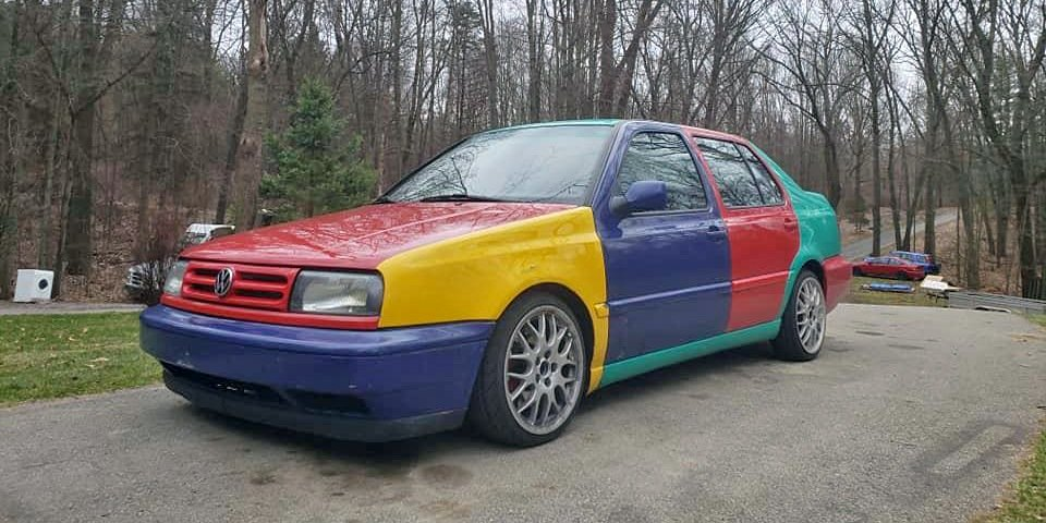 Build or Buy: Harlequin Jetta VR6 (What?)