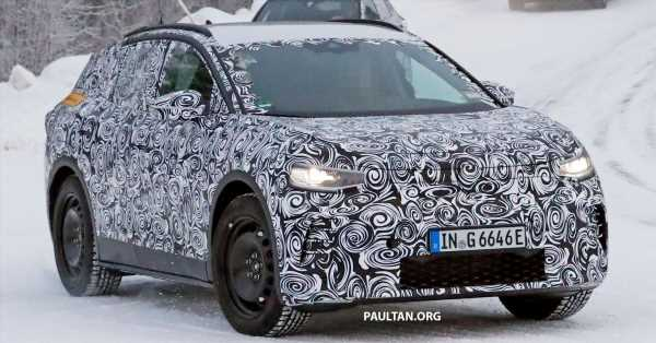 SPYSHOTS: Audi Q4 e-tron running cold weather tests