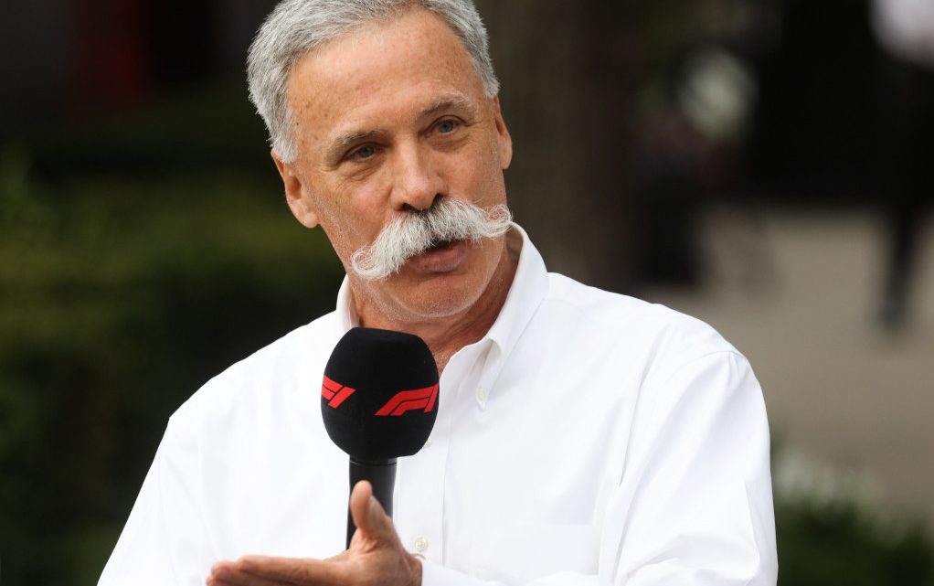 Chase Carey takes pay cut, F1 staff 'disguntled'