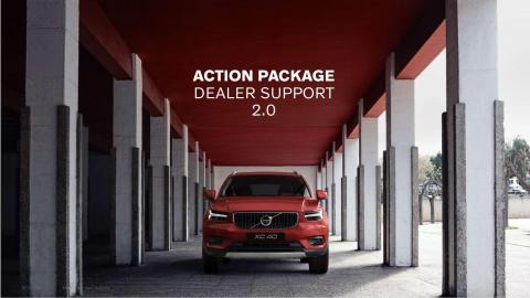 Volvo India offers splendid financial support to its dealers