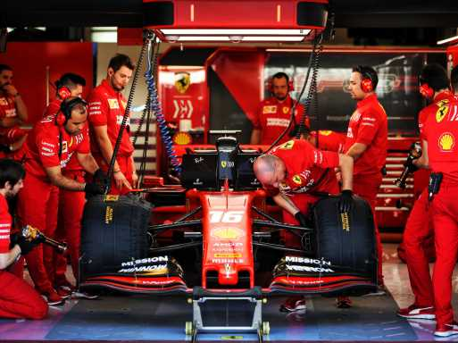 'Either Ferrari cheated or they did not'