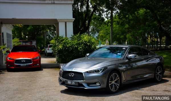 Infiniti Malaysia vehicle warranty unaffected by MCO