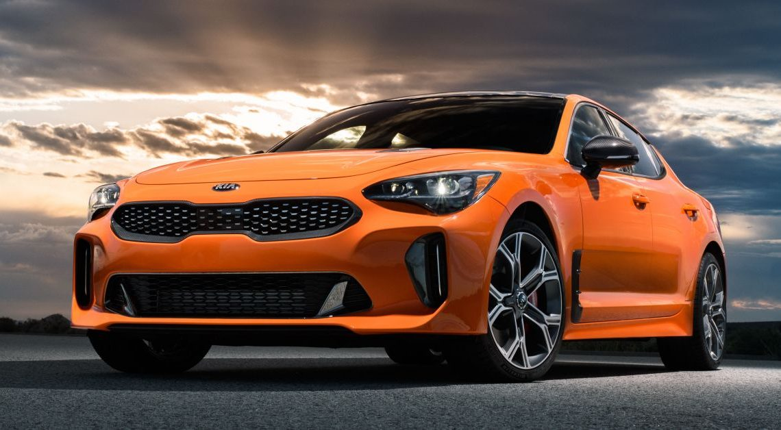 2021 Kia Stinger facelift will reportedly get more power