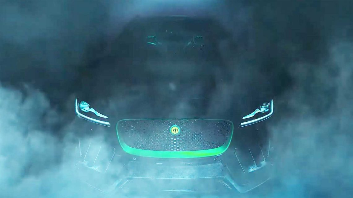 Lister LFP to be the world's fastest SUV
