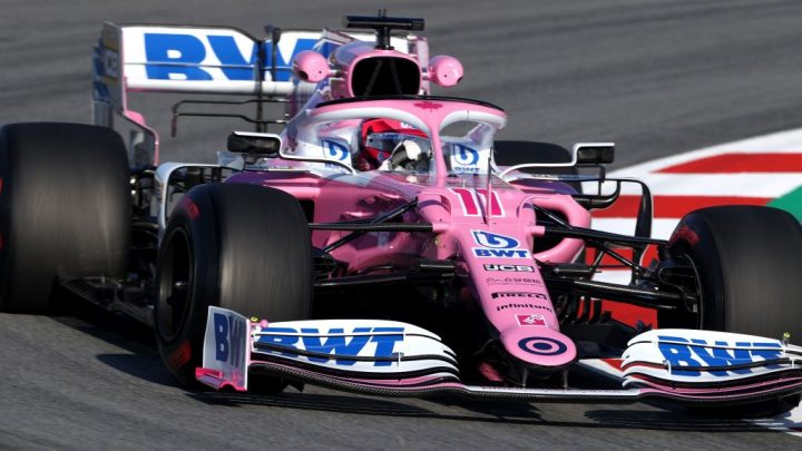 'It's not because we don't have a pink Mercedes'