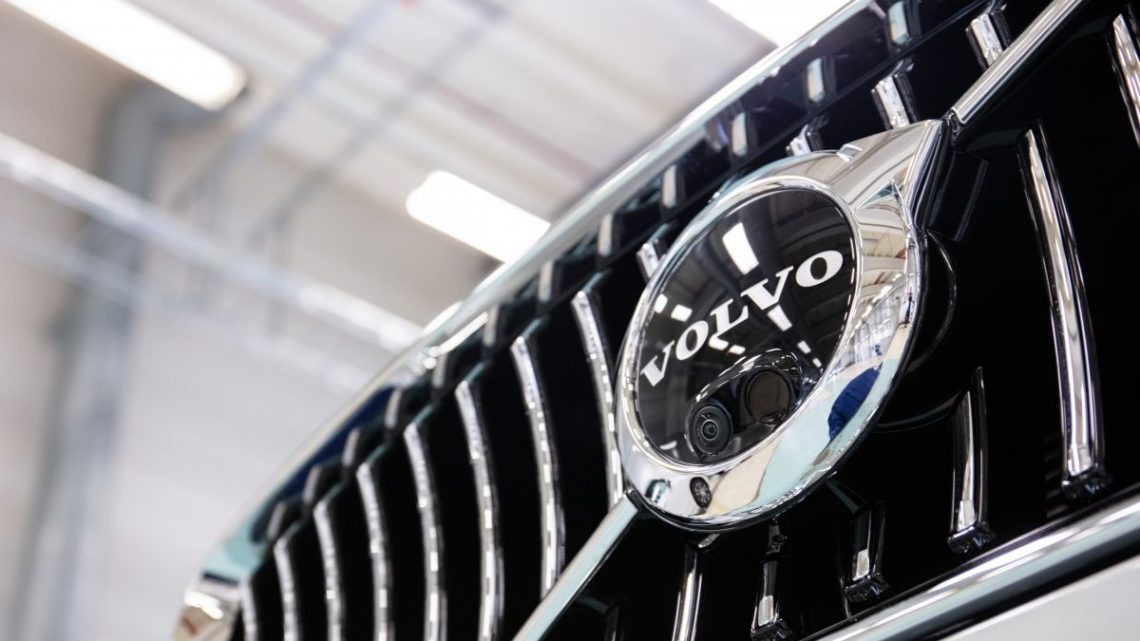 Volvo reopens Torslanda factory and offices in Sweden