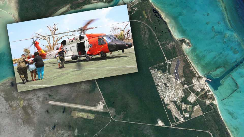 Remote Navy Submarine Test Base Has Been Key In Rescuing Hundreds In The Bahamas After Dorian