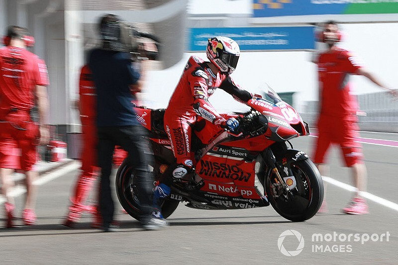 Podcast: How Ducati is fighting the impact of Covid-19