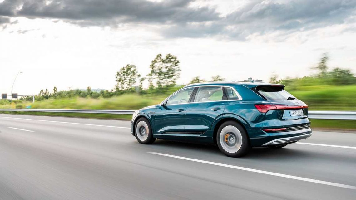In Q1 Audi e-tron Sales In U.S. Remained Stable