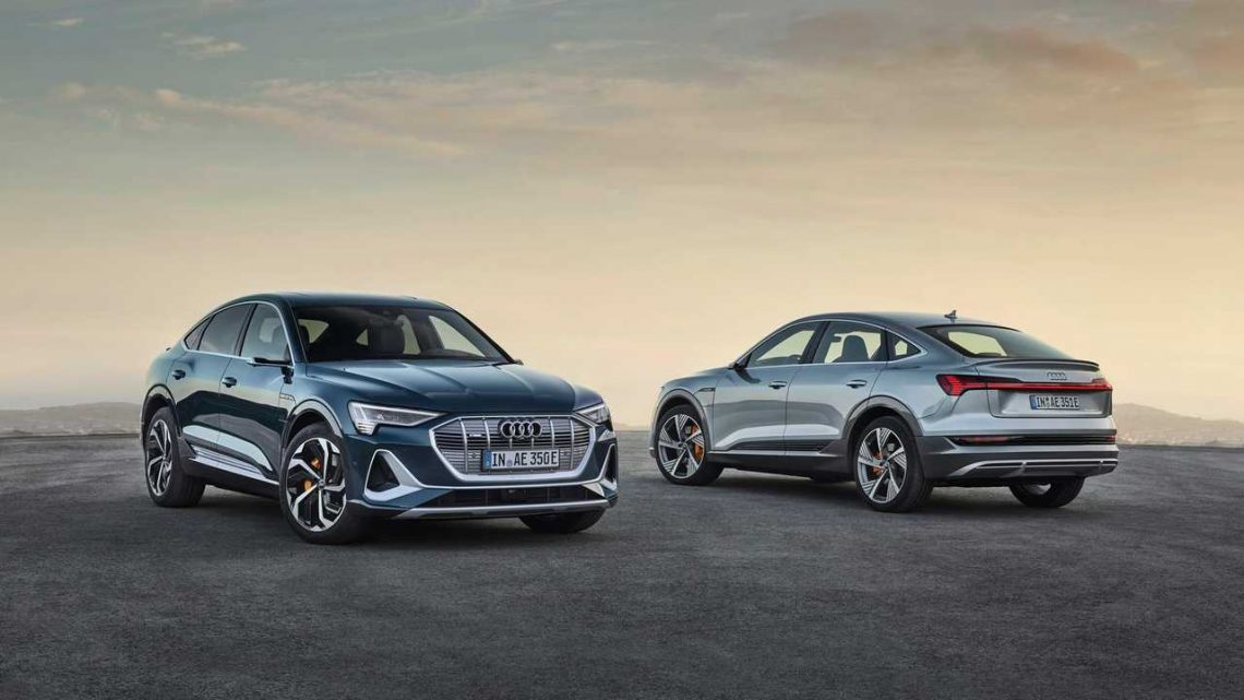 Audi Officially Launches e-tron Sportback