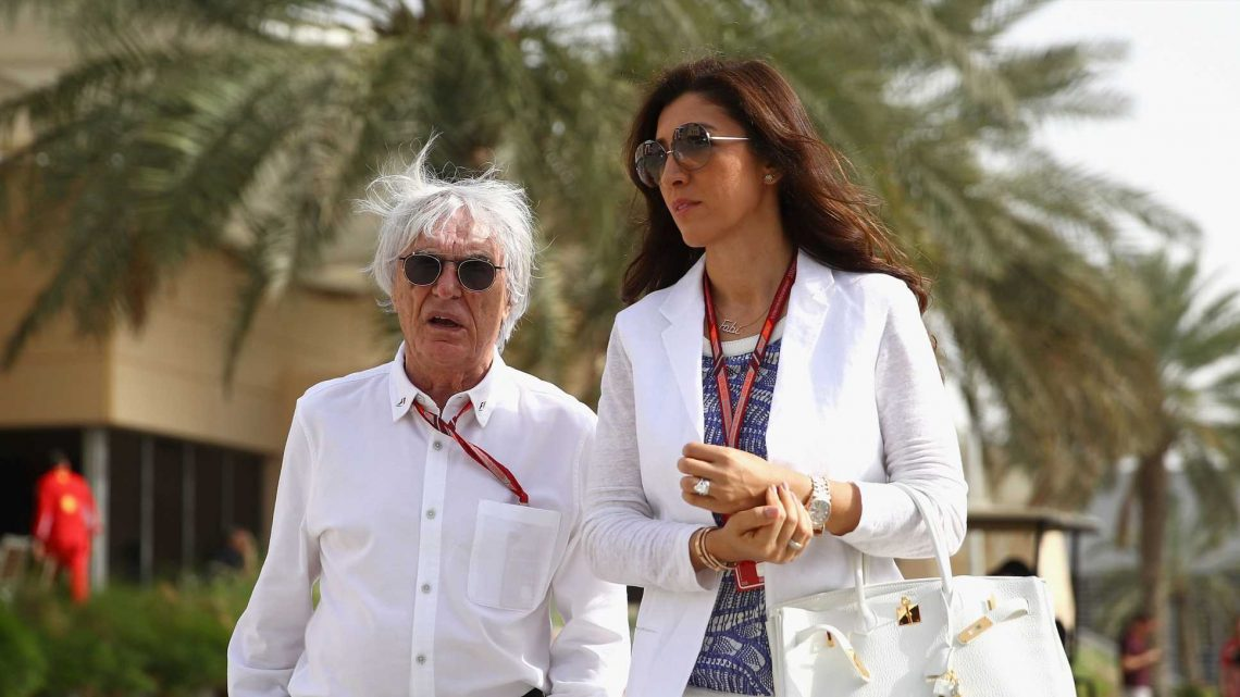 Former F1 Boss Bernie Ecclestone to Be a Father Again at 89