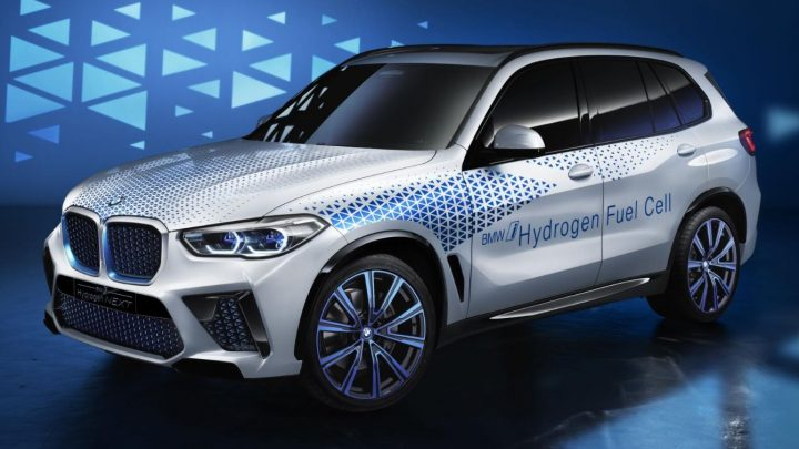 BMW's Hydrogen X5 Promises 374 HP and Blissful Silence