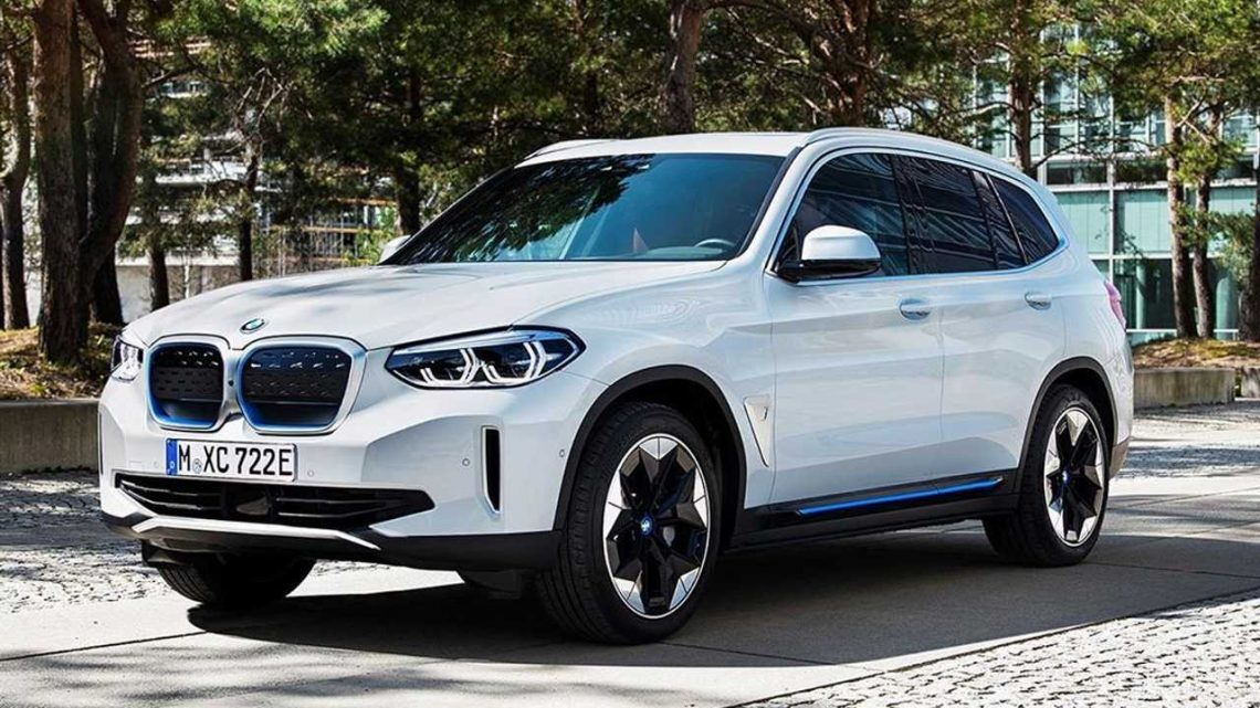 BMW iX3 Leaks Online In What Appears To Be Full Production Form