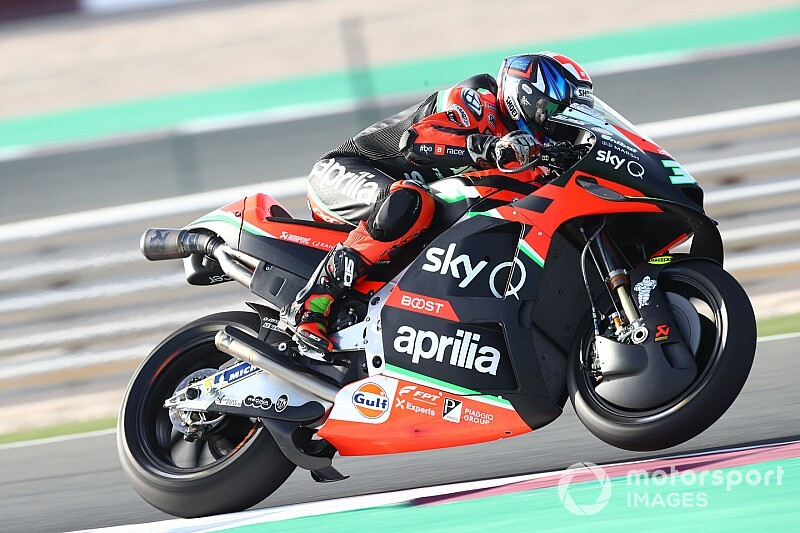Aprilia: Racing 2020 bikes next year 'not madness'