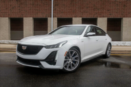 2020 Cadillac CT5-V Test Drive: Great Car, Awful Timing