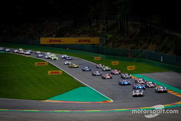 WEC still planning to host Spa race in August