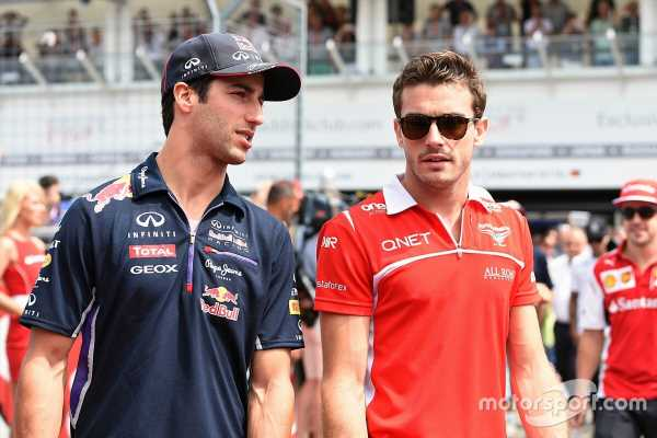 Ricciardo: Bianchi would have achieved the same as Leclerc