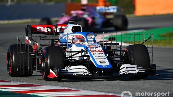 Williams slump not because it doesn't have 'Pink Mercedes'