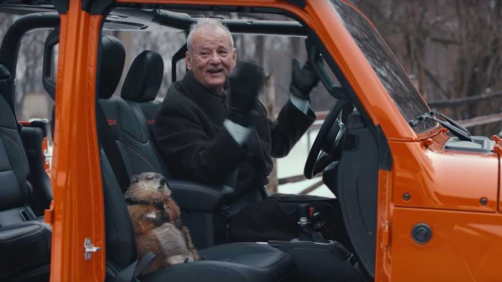 Jeep Teams Up With Bill Murray to Promote Social Distancing