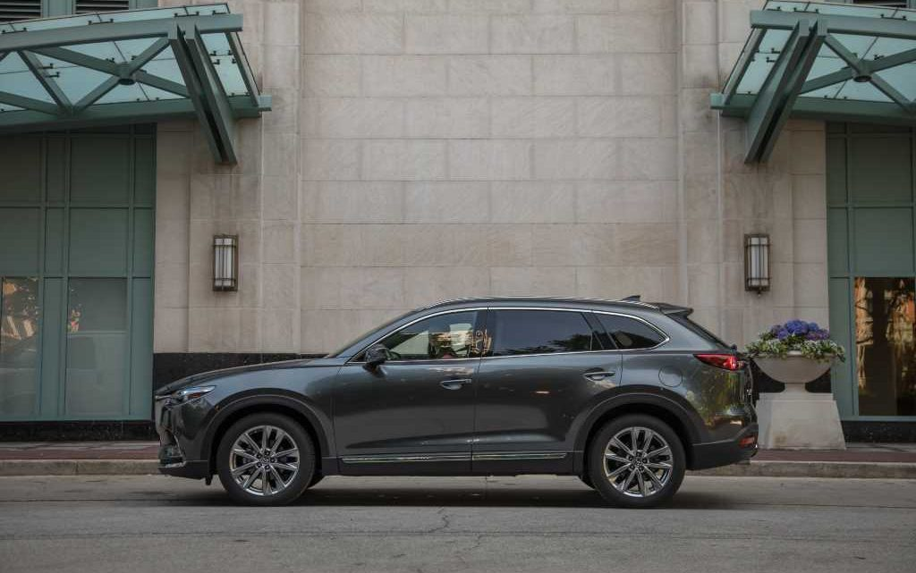 2020 Mazda CX-9 Improves Crash Safety Ratings With Headlight Upgrade