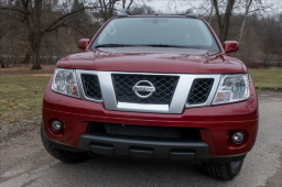 2020 Nissan Frontier Pro-4X Review: Same Face, New Guts