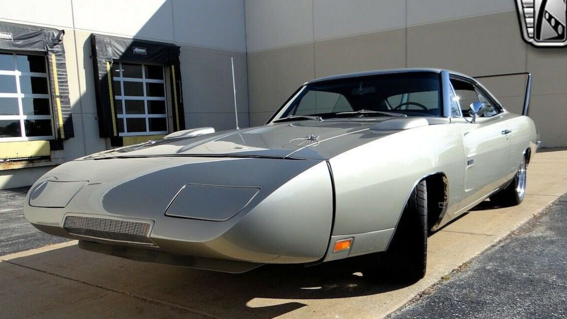 There's a 635-HP Dodge Charger Daytona for Sale Right Now