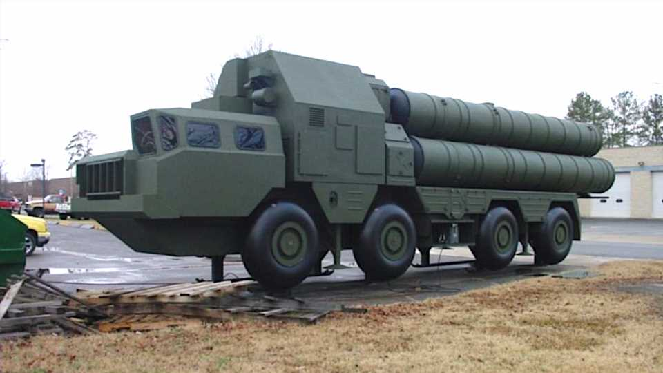 Air Force Wants Super Realistic Mock Launchers So It Can Replicate An S-300 SAM System
