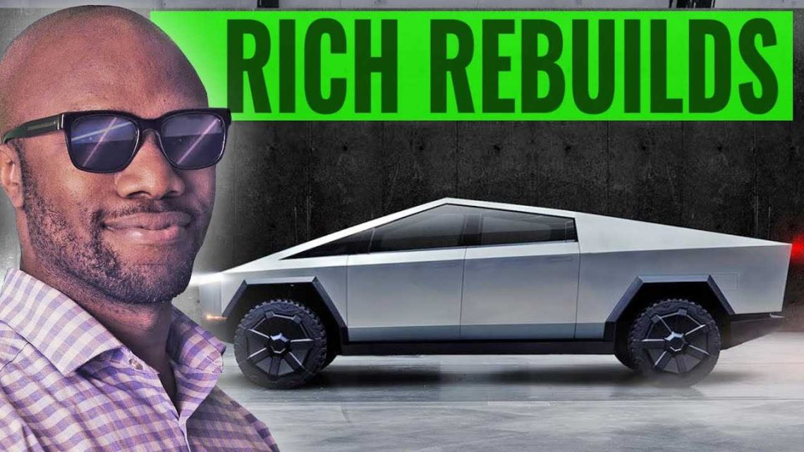 Rich Rebuilds Explores Leaving The World Of Electric Vehicles