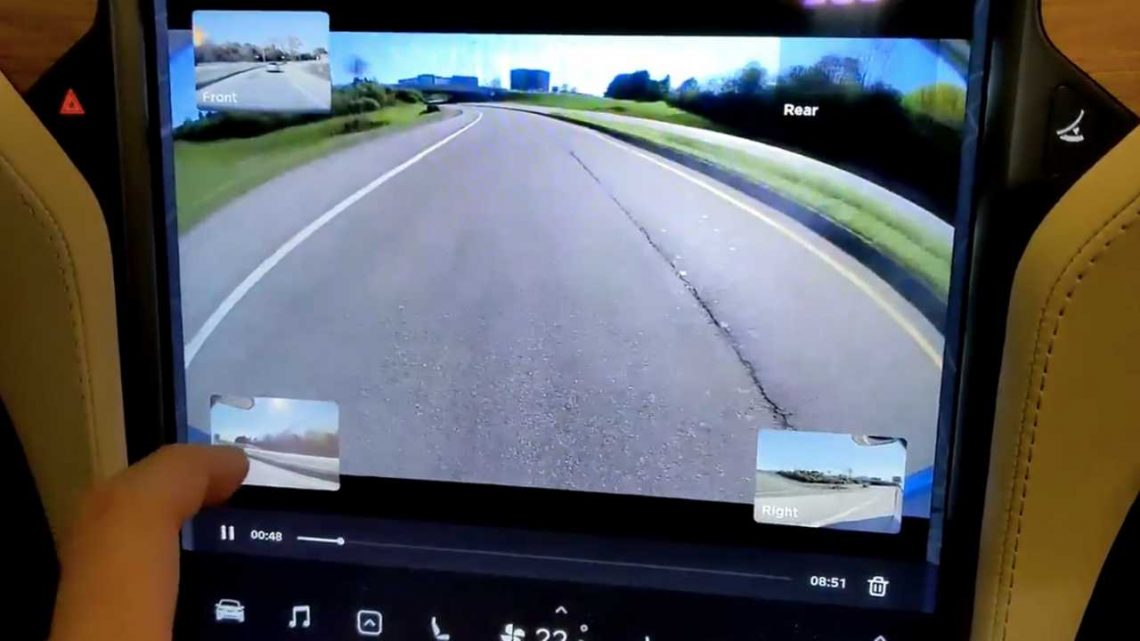 This Is How You Access Tesla Dashcam Viewer