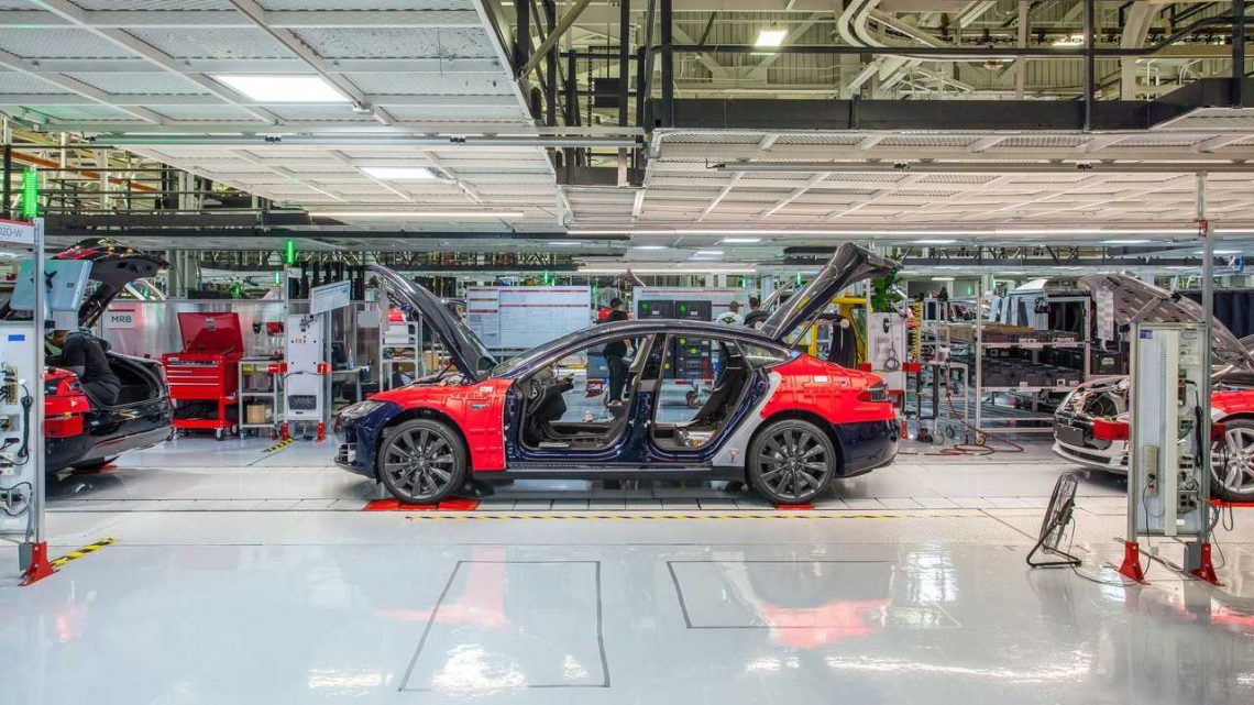 Tesla Fremont Factory One Step Closer To Reopening?