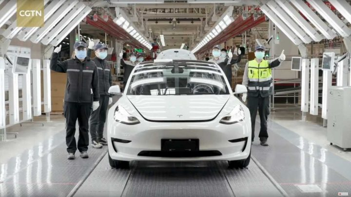 China Extends New Energy Vehicle Rebate For Two Years