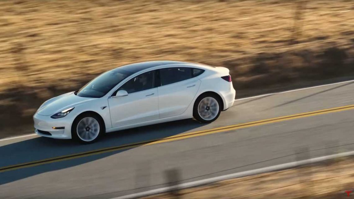 Europe: Tesla Model 3 Sales Surged In March To #1 In Q1 ...