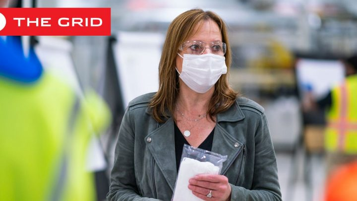 GM Is Encouraging Auto Parts Suppliers to Build Face Masks